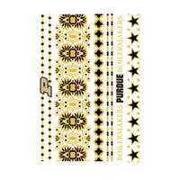 Purdue Boilermakers Jewelry Flash Tattoos