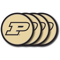 Purdue Boilermakers Coaster Set - 4 Pack