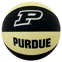 Purdue Boilermakers Mini Rubber Basketball