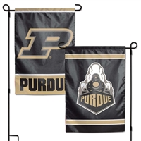 "Purdue Boilermakers Garden Flag By Wincraft 11"" X 15"" - 2-Sided"