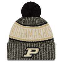 Purdue Boilermakers New Era Sport Knit Beanie