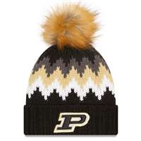 Purdue Boilermakers New Era Womens Glacier Knit Beanie