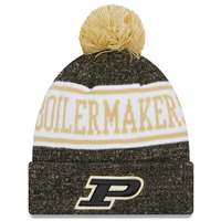 Purdue Boilermakers New Era Banner Knit Beanie