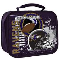 Baltimore Ravens Kid's Accelerator Lunchbox