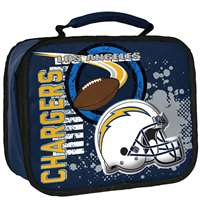 Los Angeles Chargers Kid's Accelerator Lunchbox