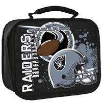Oakland Raiders Kid's Accelerator Lunchbox