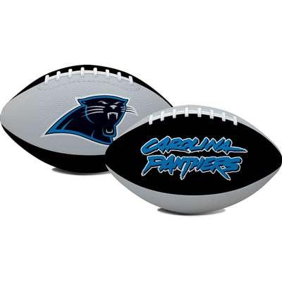 Carolina Panthers Hail Mary Mini Rubber Football