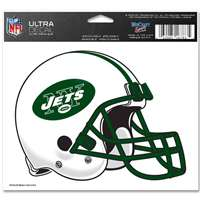 "New York Jets Ultra decals 5"" x 6"""