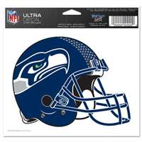 "Seattle Seahawks Ultra decals 5"" x 6"""