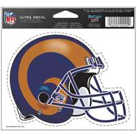 "St. Louis Rams Ultra decals 5"" x 6"""