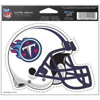 "Tennessee Titans Ultra decals 5"" x 6"""