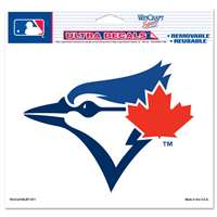 "Toronto Blue Jays Ultra decals 5"" x 6"""
