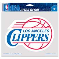 "Los Angeles Clippers Ultra decals 5"" x 6"""