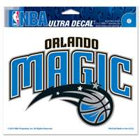 "Orlando Magic Ultra decals 5"" x 6"""