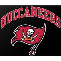 "Tampa Bay Buccaneers Full Color Die Cut Transfer Decal - 6"" x 6"""