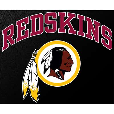Washington Redskins Full Color Die Cut Transfer Decal 6