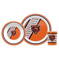 Chicago Bears Little Sport's Dish Set