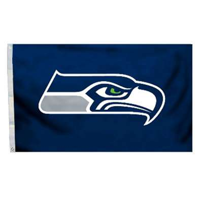 Seattle Seahawks 3' x 5' Flag