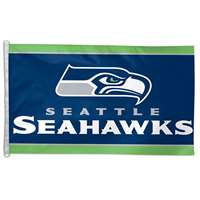 Seattle Seahawks Flag By Wincraft 3' X 5'