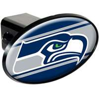 Seattle Seahawks NFL Trailer Hitch Reciever Cover