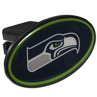 Seattle Seahawks NFL Trailer Hitch Receiver Cover