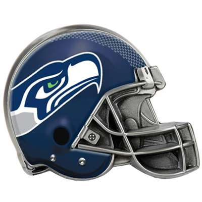 Seattle Seahawks Trailer Hitch Receiver Cover - Helmet