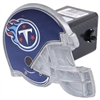 Tennessee Titans NFL Trailer Hitch Receiver Cover - Helmet