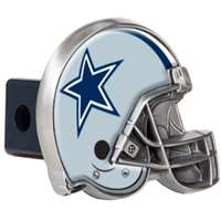 Dallas Cowboys NFL Trailer Hitch Receiver Cover - Helmet