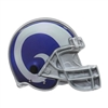 St. Louis Rams NFL Trailer Hitch Receiver Cover - Helmet