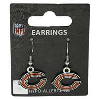 Chicago Bears Dangler Earrings