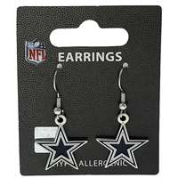 Dallas Cowboys Dangler Earrings