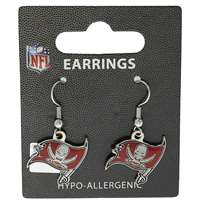 Tampa Bay Buccaneers Dangler Earrings