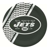 New York Jets Disposable Paper Plates - 20 Pack