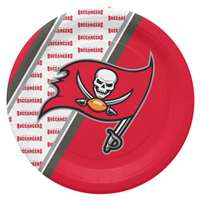 Tampa Bay Buccaneers Disposable Paper Plates - 20 Pack
