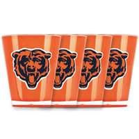 Chicago Bears Shot Glass - 4 Pack