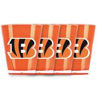 Cincinnati Bengals Shot Glass - 4 Pack