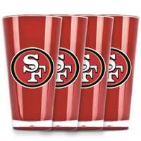 San Francisco 49ers Shot Glass - 4 Pack