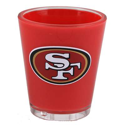 San Francisco 49ers Shot Glass