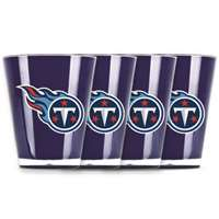 Tennessee Titans Shot Glass - 4 Pack