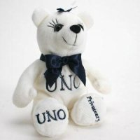 New Orleans Girl Bear By Campus Originals