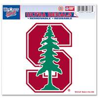 "Stanford Cardinal Ultra Decals 5"" X 6"""