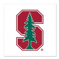 Stanford Cardinals Temporary Tattoo - 4 Pack