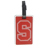 Stanford Cardinal Soft Luggage/Bag Tag