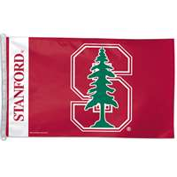 Stanford Cardinal Flag By Wincraft 3' X 5'