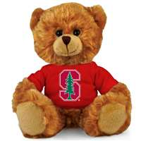 Stanford Crimson Stuffed Bear