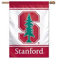 "Stanford Cardinal Vertical Flag 28"" X 40"""