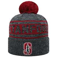 Stanford Cardinal Top of the World Sock It 2 Me Knit Beanie