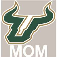 South Florida Bulls Transfer Decal - Mom
