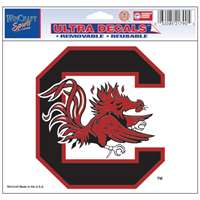 "South Carolina Gamecocks Ultra Decal 5"" x 6"""