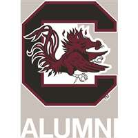 South Carolina Gamecocks Transfer Decal - Alumni